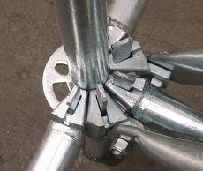 ringlock scaffolding tested by AS/NZS1576