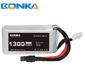Bonka Graphene 1300mAh 80C 4S LiPo Pack