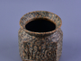 Nut Pattern 440ml Ceramic Candle Holder