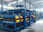 sandwich plate roll forming machine