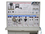 Electronically Controlled Fuel Injection System sensor Actuator Bench