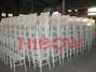 banquet chair, tiffany chair, white tiffany chair, silver tiffany chair