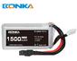 Bonka Graphene 1500mAh 80C 4S LiPo Pack