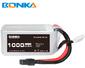 Bonka Graphene 1000mAh 80C 4S LiPo Pack