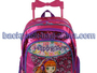 Excited School Trolley Backpack