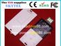 custom imprint wallet card mini flip usb flash drive memory sticks 4gb