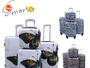 ABS Luggage Bag, PC Suitcase, ABS/PC Trolley Bag