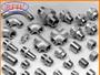 Conexiones roscadas de acero inoxidable de 150Lbs