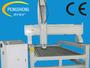 Foam plastic cnc mold router